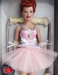 Кукла Franklin Mint ЛЮСИЛЬ БОЛЛ Балерина http://www.asoledolls.ru/product_1354.html Рост куклы 40 см. 6990=