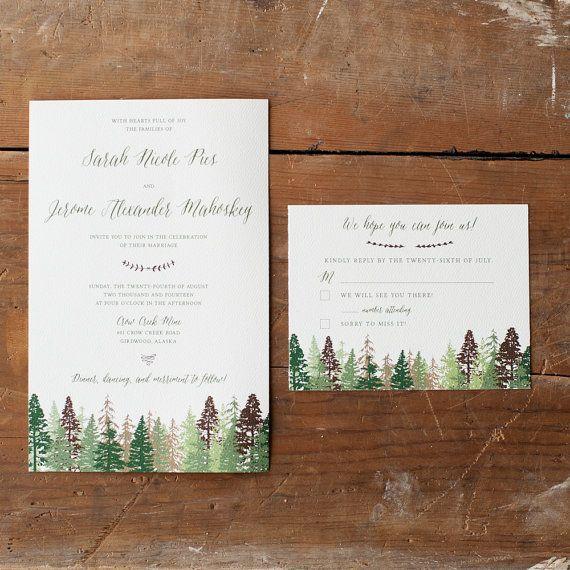 135 best Mountain Weddings images on Pinterest Weddings, Wedding - best of is invitation to tender