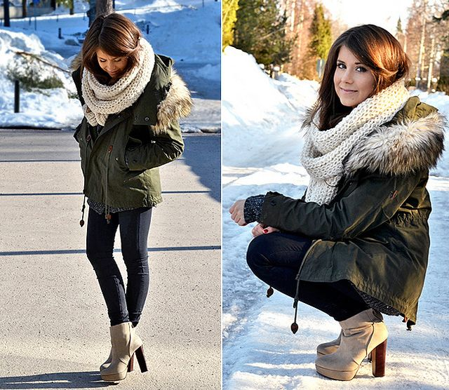 54 best parka outfits images on Pinterest | Shoes, Clothes and ...