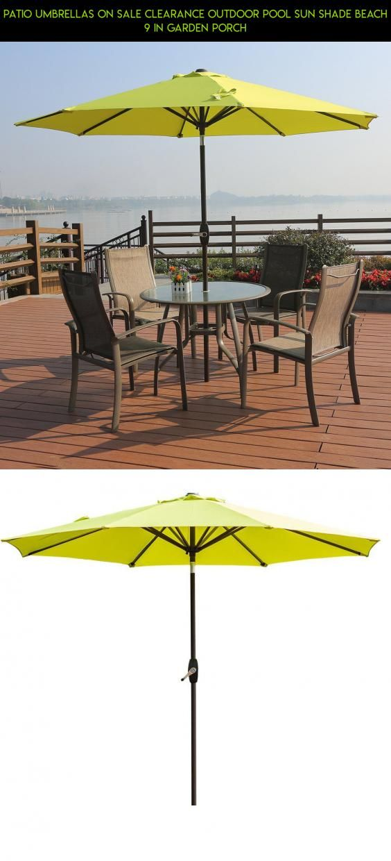 Patio Umbrellas On Sale Clearance Outdoor Pool Sun Shade Beach 9 In Garden Porch #plans #parts #fpv #kit #tech #racing #gadgets #products #drone #technology #clearance #pools #on #shopping #camera