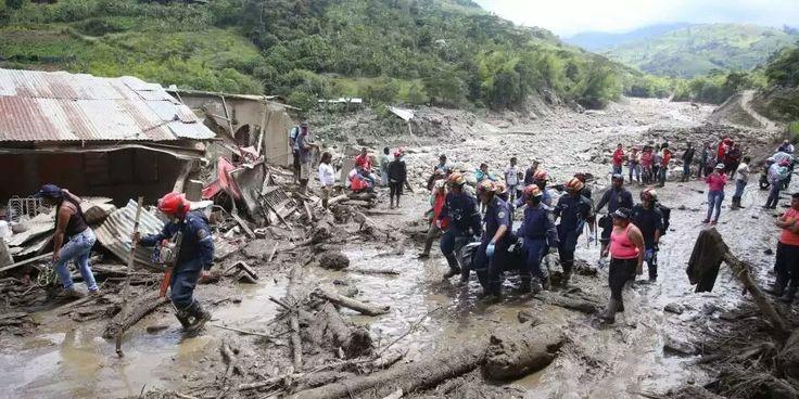 Avalancha en Corinto, un campanazo para Cali  Emergencia activó alertas el Cauca y Valle. Erosión, deforestación y minería agravan los riesgos