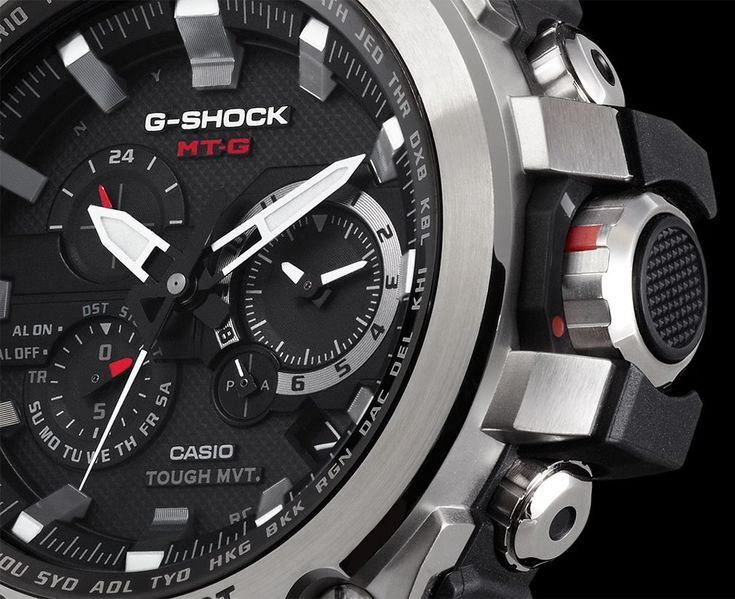 MT-G: Metal Twisted G-Shock, Men's Watch   Casio Amercica, Inc.