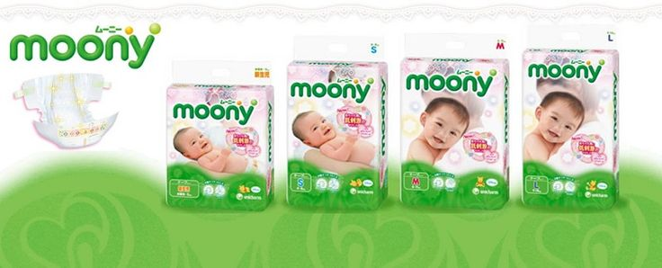 Protect your baby's delicate skin from irritation with moony nappies @ http://bit.ly/1VW5awq
