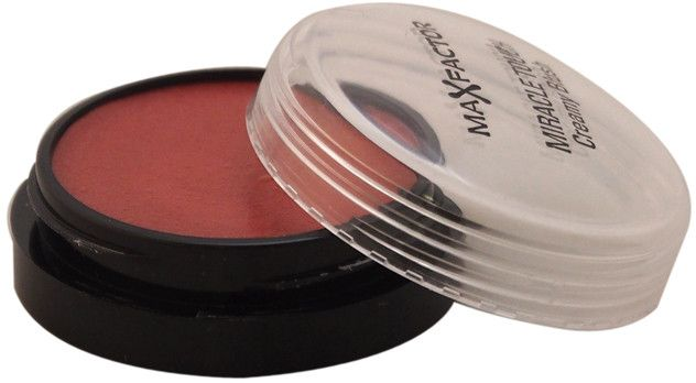 women max factor miracle touch creamy blush - # 09 soft murano blush