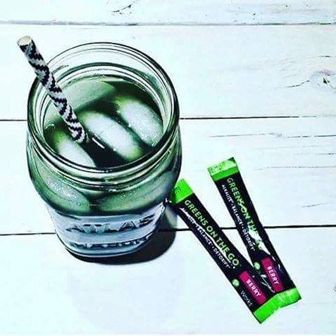 I have a message for you! Here are the benefits of drinking It Works! Greens: Helps decrease the acidity in our bodies while also providing 8+ servings of fruits and veggies from over 38 super foods!! And they taste so good! Boosts your immune system! Detoxes your body! More elastic, youthful skin! Deeper more restful sleep! Abundant physical energy! Better digestion! Increased mental alertness! Greens are by FAR one of my favorite products--I literally don't go a day without them!