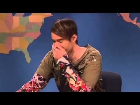 SNL's Stefon:  What's a human boom box?  It's that thing where you carry a midget over your shoulder while he sings gangster rap.