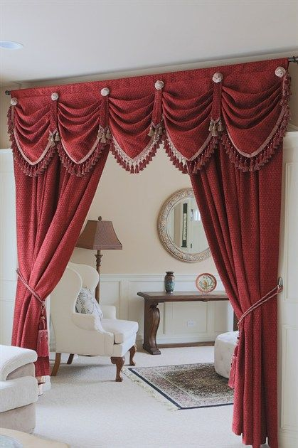 Curtains Ideas austrian valances curtains : 17 Best ideas about Valance Curtains on Pinterest | Valance ideas ...