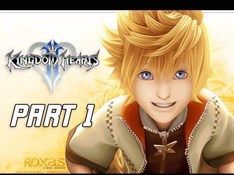 Kingdom Hearts 2.5 Final Mix Walkthrough Part 1 - ROXAS (PS4 Gameply Commentary)