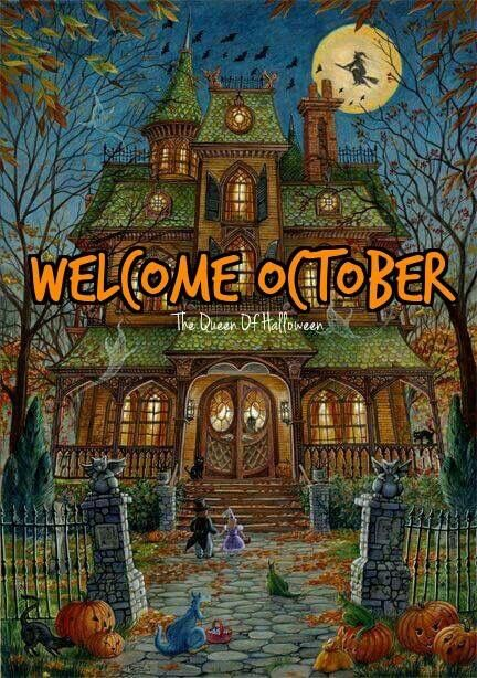 My all time favorite month:)