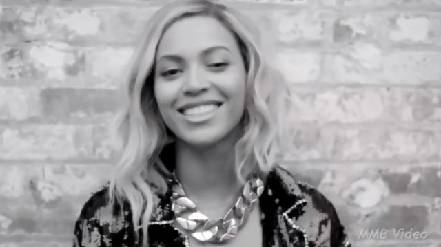 Click here to see Beyonce give U Michigan a super special shout out!