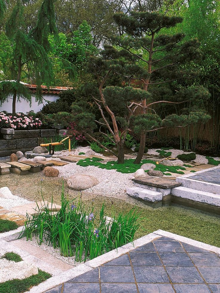 These serene outdoor spaces provide the opportunity for quiet contemplation and reflection.
