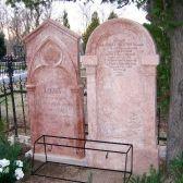 Csokonai Vitéz Mihály szobra, Lilla emlékszoba és Lilla sírja