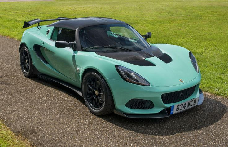Lotus introduces their latest Cup car, the Elise Cup 250.