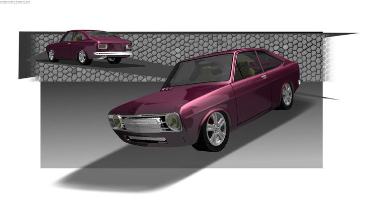 Nissan 1200 Coupe Turbo