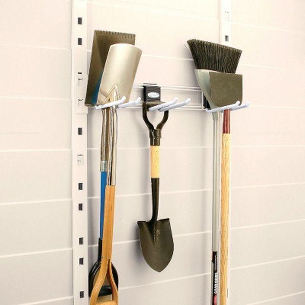 New Garden Tool Storage Bracket Hooks for Suncast Storage Sheds on ...