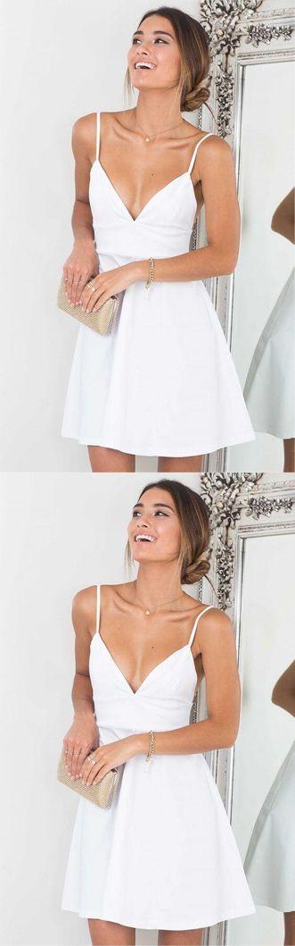 homecoming,homecoming dresses,short homecoming dress,white homecoming dress