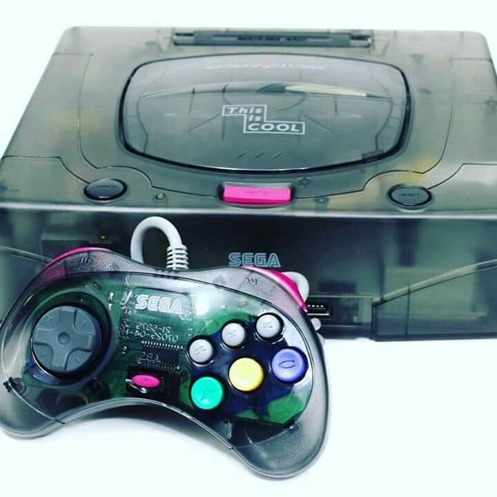 72 best sega saturn video game console images on pinterest videogames video games and consoles - Sega saturn virtual console ...