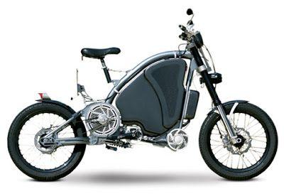 ERockit , bicicleta eléctrica alemana de 12 mil euros | Bicicleta Eléctrica Club
