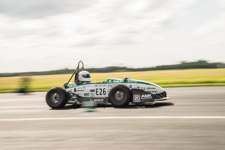 Fastest Electric Car 3