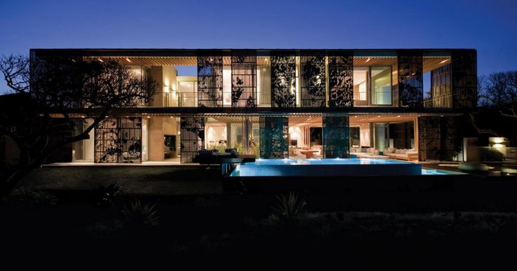 Modern Architecture Lighting Ideas