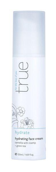 Hydrating Face Cream.