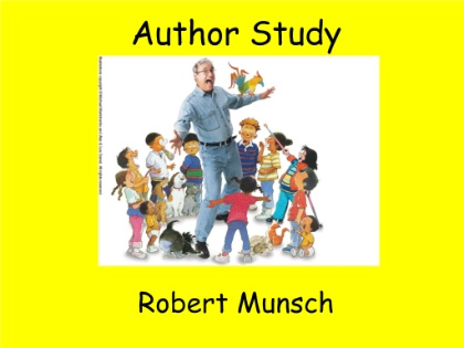 smart exchange:  chart to gather information on several Munsch books