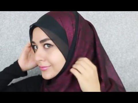 4 Model Tutorial Hijab Pashmina Modern Terbaru 2016 - YouTube