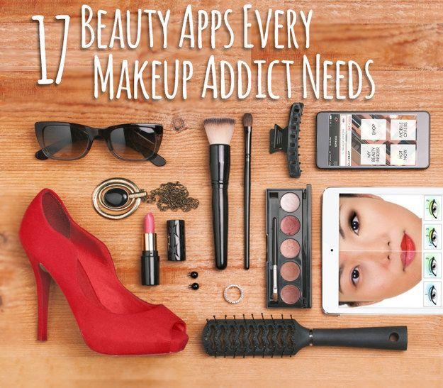 17 Amazingly Useful Apps Every Beauty Addict Needs