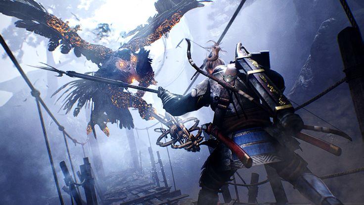Vývojári Team Ninja ukazujú, ako to dopadne, keď sa spojí hrateľnosť a umieranie z Dark Souls s postavou zaklínača a japonskou kultúrou.  Výsledok je pozoruhodný.