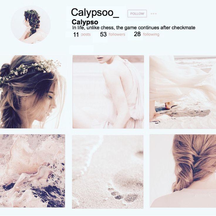 Calypso Instagram