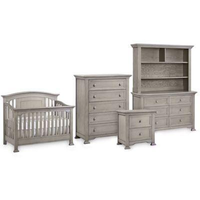 Munire Brunswick Nursery Furniture Collection in Ash Grey - buybuyBaby.com