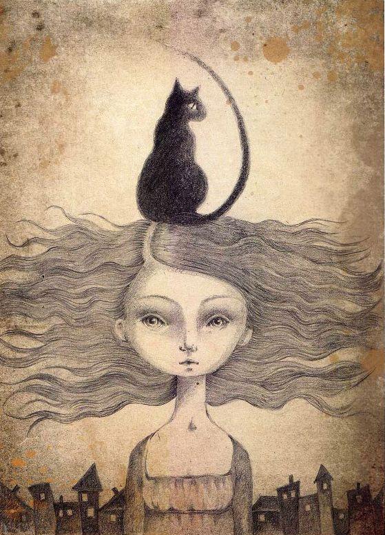 Made by: Marija Jevtic - (Black Cat)