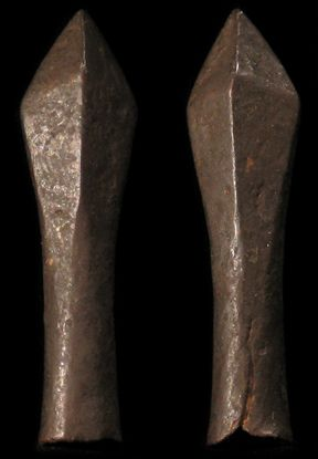 Medieval bodkins - yeah, you can see where they'd go through armor like a knife through warm butter