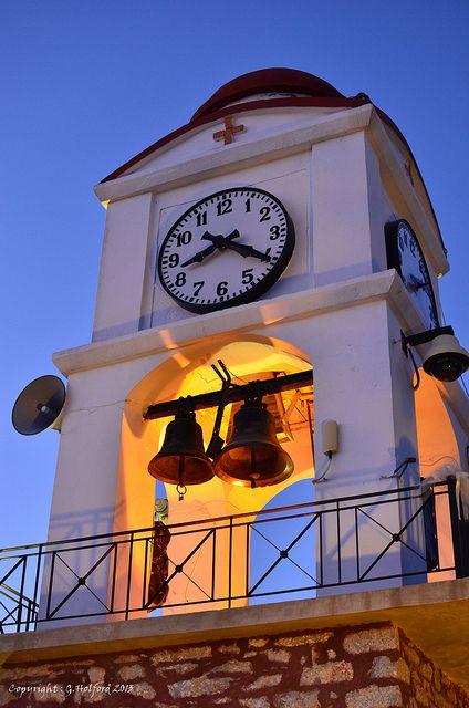 Skiathos Town Belltower | Flickr - Photo Sharing!