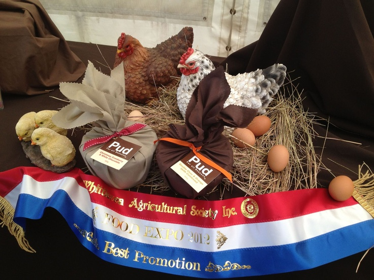 What we won at the Whittlesea Show