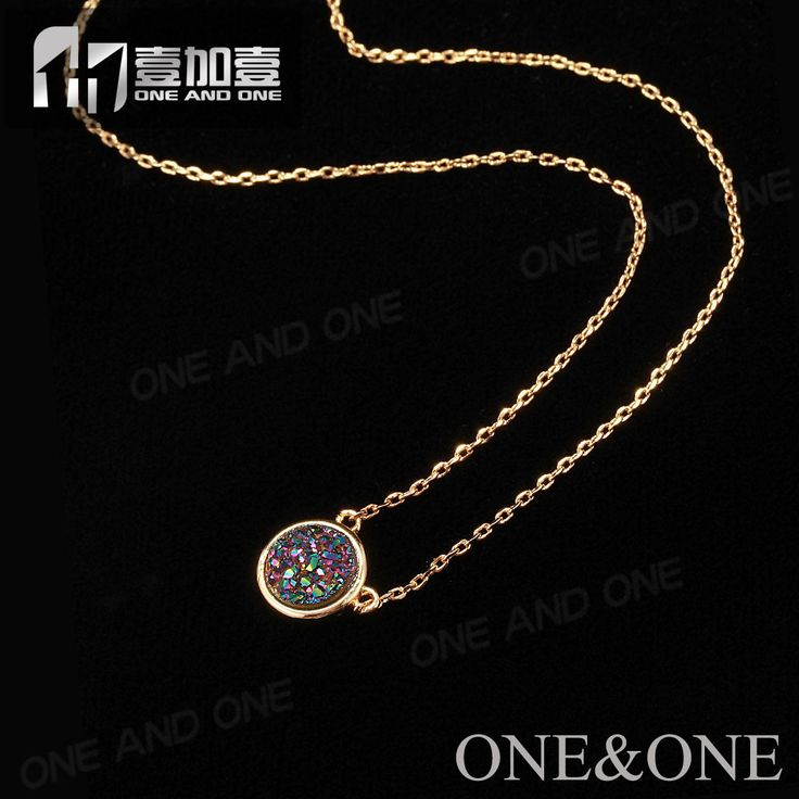 Druzy Stones Pendant Wholesale Charm Necklace Natural Drusy Jewelry Rainbow Grew Gemstone , Find Complete Details about Druzy Stones Pendant Wholesale Charm Necklace Natural Drusy Jewelry Rainbow Grew Gemstone,Druzy Agate Necklace,Gold Chain Necklace,Drusy Necklace Wholesale from -Wuzhou One And One Electronic Commerce Co., Ltd. Supplier or Manufacturer on Alibaba.com