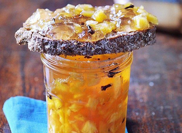 Geleia de abacaxi com cravo (Foto: Eric van Lokven/StockFood)