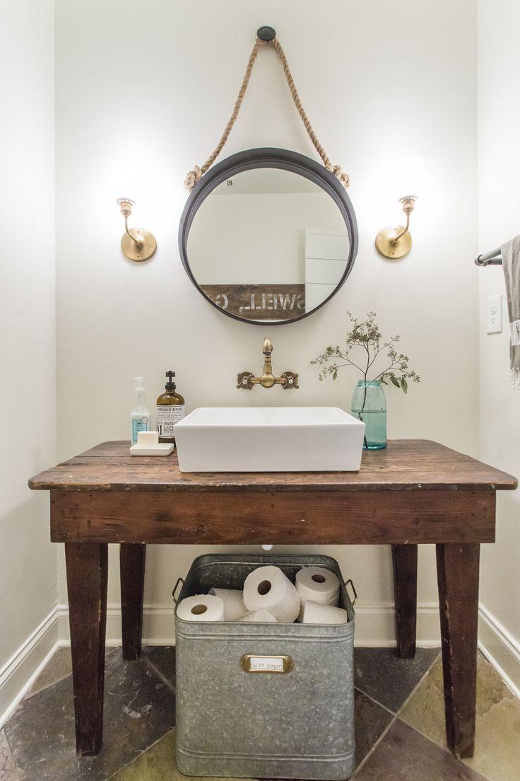 Vanity Bathrooms Pinterest Vanities Bath And Powder