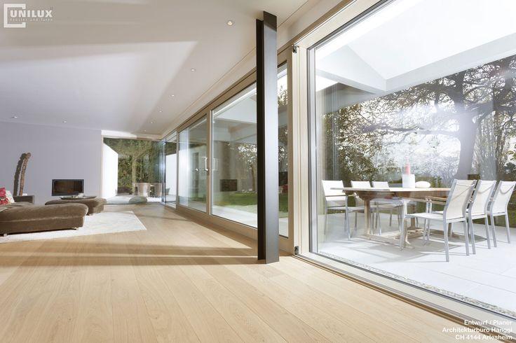 Passivhausgeeignete Holz-Aluminium-Fenster - Glas - News/Produkte - baunetzwissen.de
