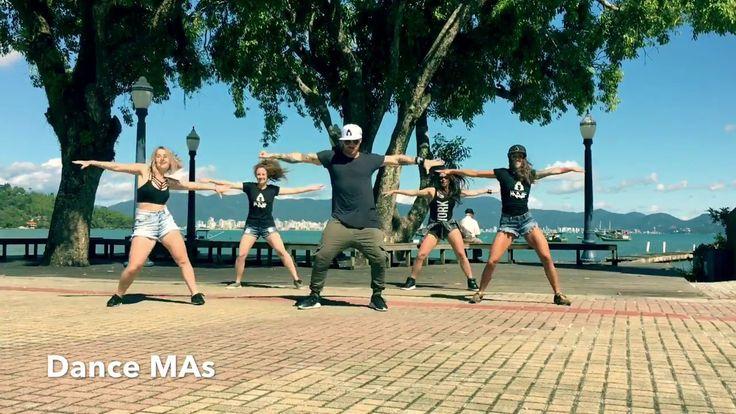 Reggaetón Lento (Bailemos) - CNCO - Marlon Alves - Dance MAs  Me encanta!!! Yo bailo con ese mismo ritmo y movimiento impecable de el ;D