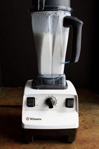 ライスミルクの作り方