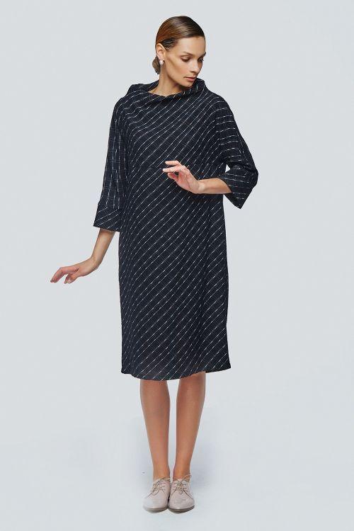Lesel - Платье футляр среднее