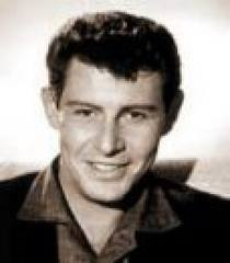 Eddie Fisher, singer, actor, entertainer, once married to Debbie Reynolds and Elizabeth Taylor and Connie Stevens, father of Carrie Fisher, Joely Fisher and Tricia Leigh Fisher.  1928-2010