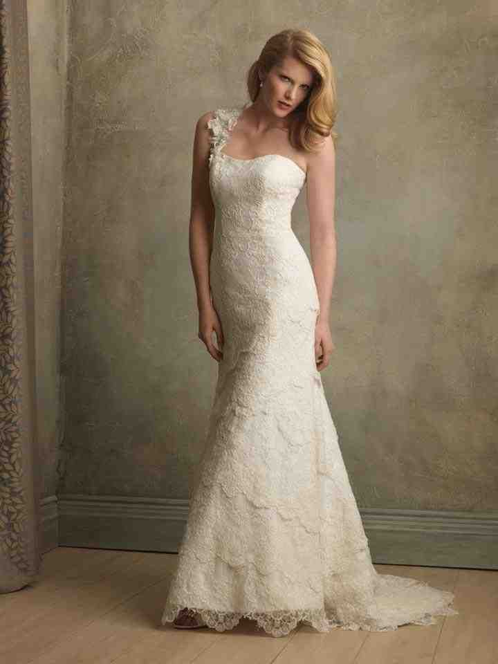 19 mejores imágenes de sheath wedding dresses en Pinterest ...