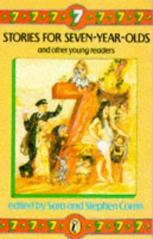 VINTAGE 1976 Paperback Stories for Seven Year Olds (Young Puffin Books)  0140308