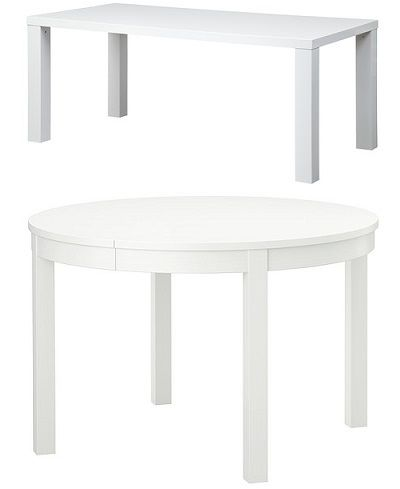 mesas de cocina ikea toresund bjursta