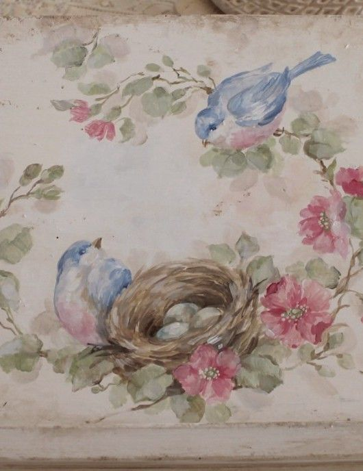 1000 images about tole painting on pinterest shabby - Antic and chic ...