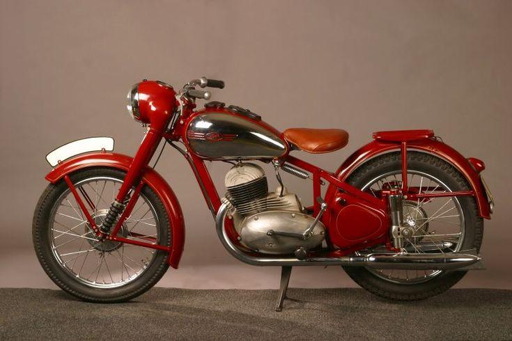 1946 - JAWA 250/350 Perak