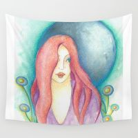 Bella Luna Wall Tapestry
