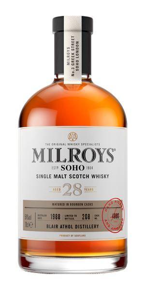 Blair Athol 28 Years Old (Milroy's of Soho)